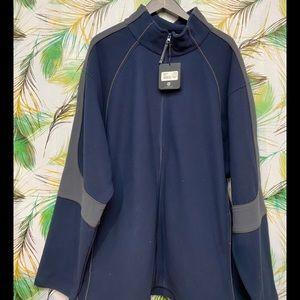 Stormtech zip up jacket NWT